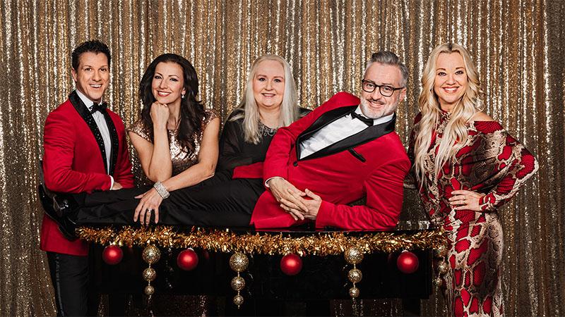 American Christmas Show på Casino Cosmopol