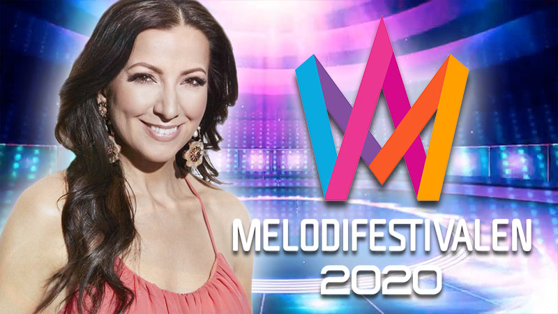 Sonja Aldén Melodifestivalen 2020